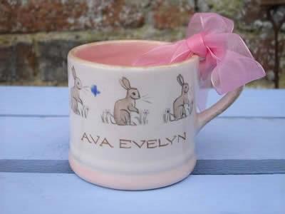 Small Earthenware Mug