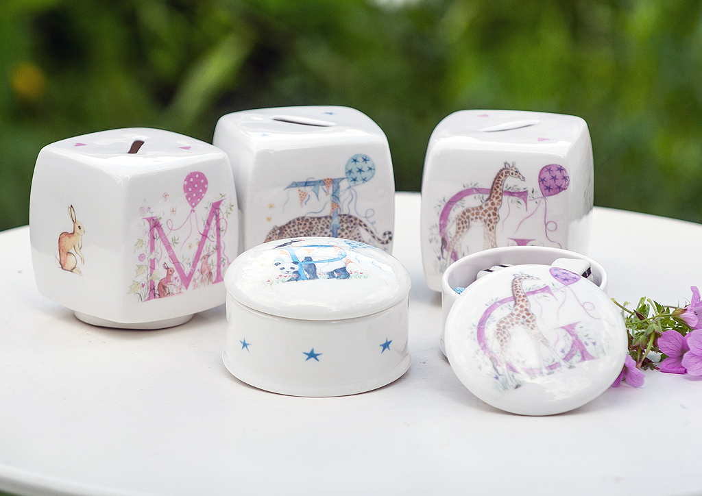 Children's Bespoke Pottery China