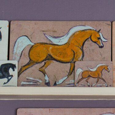 Horse Place Mats