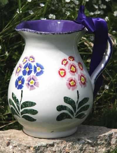 Small Curved Jug