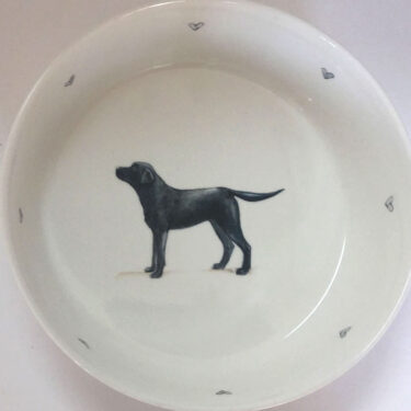China Dog Bowls
