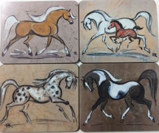 Horse Place Mat Sets