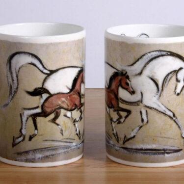 Mare and Foal Horse Mug