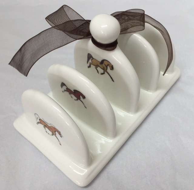 Horse Toast Rack