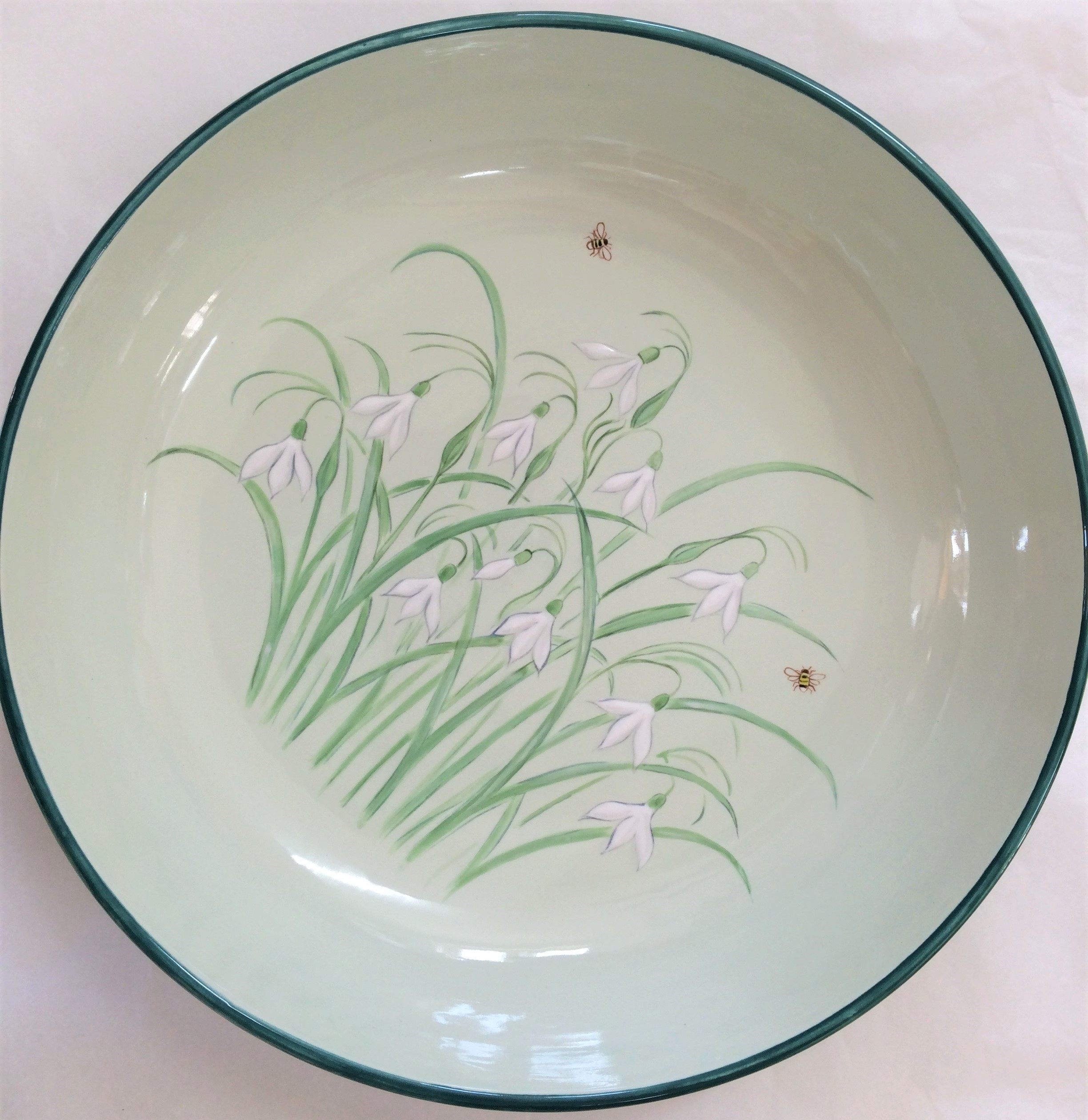 Snowdrop Large Bowl