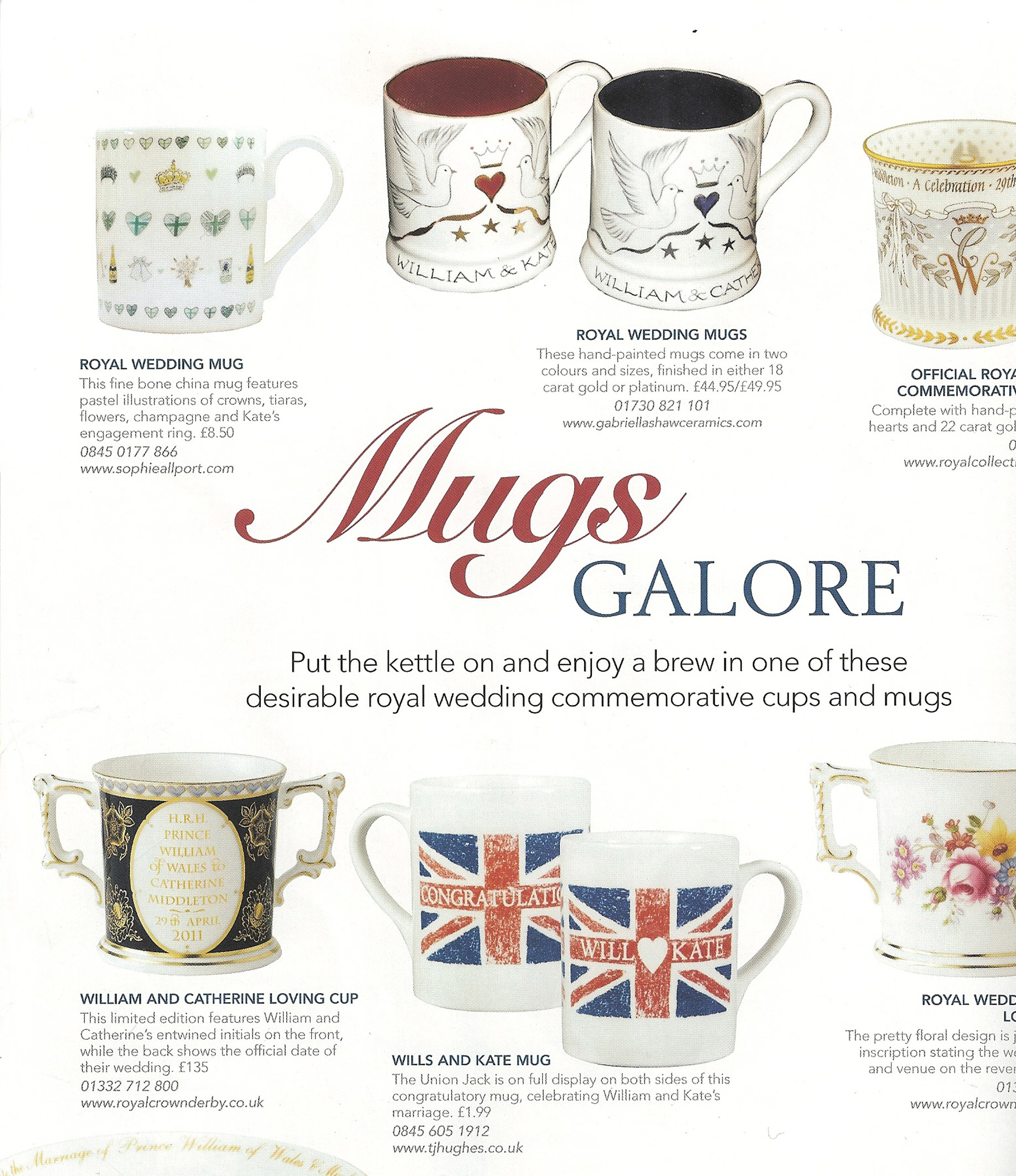 The Royal Wedding Magazine