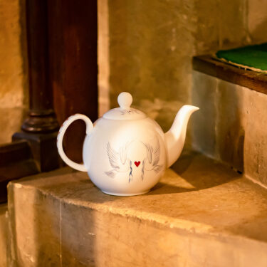 Round 2-4 Cup Teapot