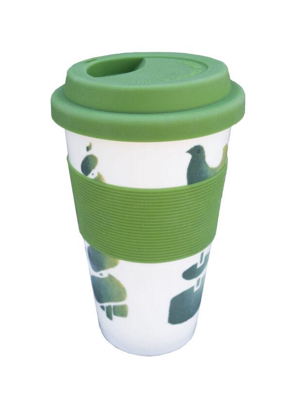 Topiary Travel Mug