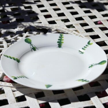 Topiary Side Plate
