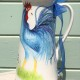 Cockerel Tall Jug to celebrate an Anniversary.  From £75.