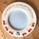 Personalised Christening Plate.