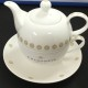 Bespoke Commission for Champneys; Teapot for One