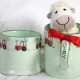 Hand Painted Bespoke Children's Mugs
