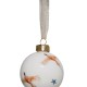 Pheasant and Stars Bauble £14.50