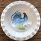 Cockerel Large Pie Dish. From £31.50.