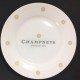Bespoke Commission for Champneys; Plate